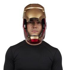 Mega Man Helmet, Iron Man Helmet, Iron Man Armor, Iron Man Cosplay, Boba Fett Helmet, Star Wars Boba Fett, Avengers, Iron Man Action Figures, Iron Men 1