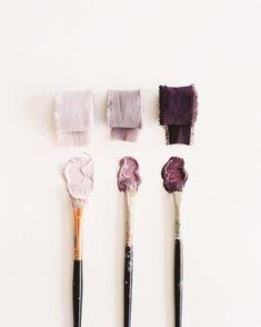 Plum, eggplant, mauve, pale lavender Autumn, late summer wedding color palette of purple Palettes Color, Colour Schemes, Color Patterns, Pantone, Color Pallets, Color Theory, Color Inspiration, Artsy, Colours