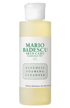 Mario Badescu Glycolic Foaming Cleanser available at #Nordstrom