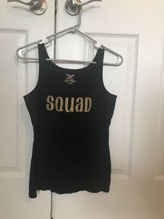 Bridal Party Squad Tank Top
