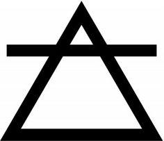 alchemy symbol air - Google Search
