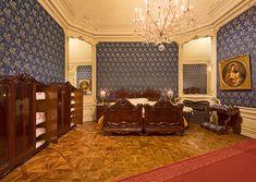 Gemeinsames Schlafzimmer - zum Vergrößern des Bildes klicken (öffnet eine Lightbox)
