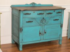 Milk painted furniture - Google Search