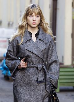 Lea Seydoux in Mission: Impossible - Ghost Protocol