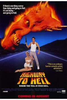 Highway To Hell 1991 Online Full Movie.Charlie and Rachel run away from home to get married in Las Vegas.