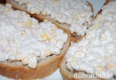 Fotorecept: Tuniaková nátierka Camembert Cheese, Dairy, Pie, Desserts, Food, Pinkie Pie, Tailgate Desserts, Deserts, Fruit Flan
