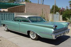 1959 Olds98  holiday