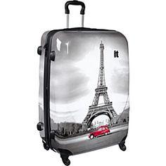 """IT Luggage Classic Paris 28"""" Packing Case - Classic Paris - via eBags.com!"""