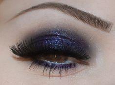 Midnight Mist #makeup on @Makeupbee