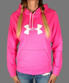 NWT $45 Under Armour Womens Sportstyle Hooded Shirt Short Sleeve Top