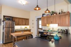 House Tour: A Minneapolis Home Featuring Custom Craftsmanship | Apartment Therapy