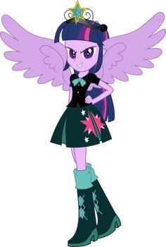 Princess Twivine Sparkle - Equestria Girls Form by kaylathehedgehog on deviantART