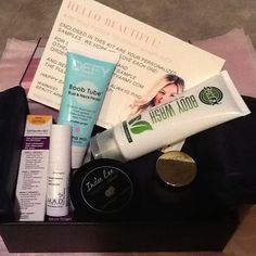 My Fabulous Kit from Beauty Army arrived today!  Love when I get beauty samples @SassyLemonade
