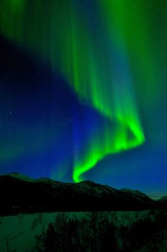 Alaskan Aurora by Wayne Barsky on 500px