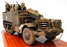 Multiple Gun Motor Carriage M16