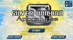 Silver Unicorn Apocalypse Wars - My Epic Dragons Castle Attack Story More Games, Games To Play, Adventure Game, Enemies, Apocalypse, More Fun, Dragons, Castle, Unicorns