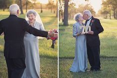 This Couple Waited 70 Years To Take Their Wedding Photos 60 Wedding Anniversary, Make Me Happy, Wedding Photos, Waiting, In This Moment, Couple Photos, Couples, Beautiful Things, Favorite Things