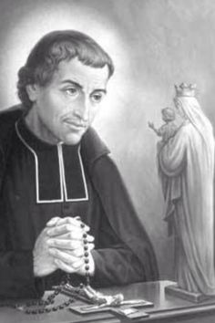 St Louis de Monfort - Consecration to Mary starting Nov 29 for 33 days making my consecration on Jan 1st