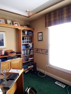 Office before @ www.innerwood.com