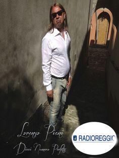 Dieci Numero Perfetto di Lorenzo Piani in programmazione a RADIO REGGIO con @SNDMUSIC1 http://www.radioreggio.it/ — con Lorenzo Piani e SNDMUSIC.