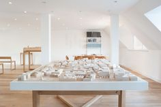 Exhibition for St James's. Introducing village London – dn&co.