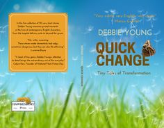 Back and front cover for Debbie Young's Quick Change