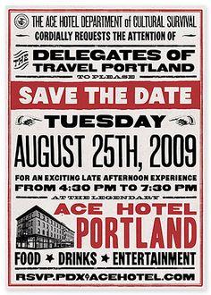 Ace Hotel!