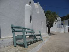 aegean-blue relaxation, sifnos