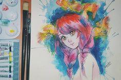 Mizz Chama, Manga, Anime, Art, Dibujo, Art Background, Manga Anime, Kunst, Manga Comics