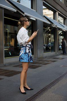 On the Street…Via Manzoni, Milan