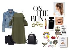 """Geen titel #336"" by mveltmuisenco on Polyvore featuring mode, Helmut Lang, DailyLook, Monsoon, Avon, Narciso Rodriguez, tarte, NIKE, Tiffany & Co. en Polaroid"