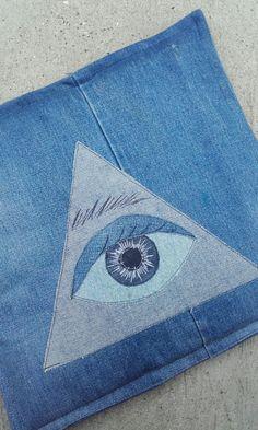 Illuminati pàrna Recycle Jeans, Recycled Denim, My Jeans, Illuminati, Recycling, Upcycle