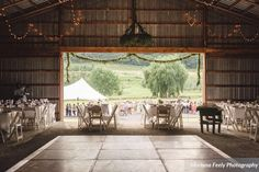 Nostrano Vineyards Barn