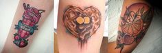 Food, Glorious Food. Tasty-Looking Tattoos To Get You Salivating. – staciemayer.com