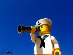 LEGO Sailor by Ecarus7N, via Flickr
