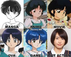 There's a live action Ranma 1/2?!