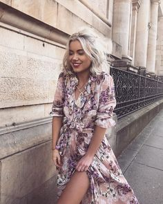 "6,274 Likes, 49 Comments - Laura Jade Stone (@laurajadestone) on Instagram: ""When you find the perfect maxi 🌺@fortunateonestore 💘"""