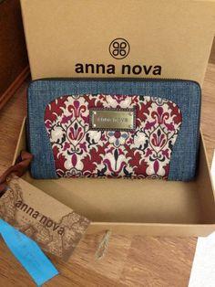 Our Anna Nova wallet boxes Nova, Boxes, Vogue, Wallet, Denim, Collection, Fashion, Moda, Crates