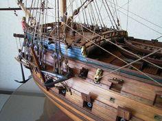 フリースランド(Friesland) 帆船模型