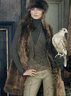 Ralph Lauren Blue Label Collection Fall 2012
