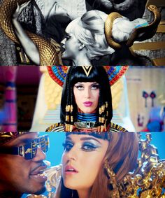 Katy Perry's Dark Horse.