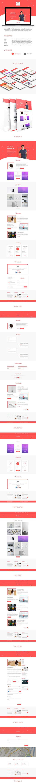 Vedi questo progetto @Behance: \u201cMultiPage CV/Resume PSD Template\u201d https://www.behance.net/gallery/43447541/MultiPage-CVResume-PSD-Template