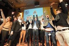 So sehn Sieger aus! #GWA 19. Junior Agency Goldjubel.