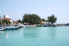 Pulau Seribu: Pulau Pramuka | Wisata Pulau Seribu | Pulau Pendud...