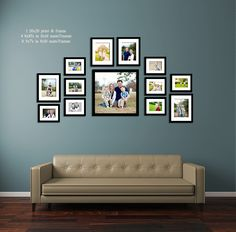 More Wall Displays | Houston Family Photographer » Houston Children's Photographer