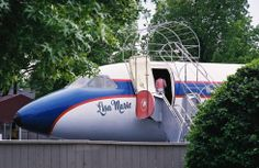 THE LISA MARIE- ELVIS' PLANE