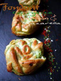 Pourquoi se priver quand c'est bon et léger?: Fondant de courgette, jambon et mozzarella (1.5 pts ww)