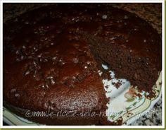 Le Ricette della Nonna: Ciambella al cioccocaffè con gocce di cioccolato