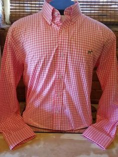 Southern Point Gingham Shirt