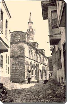 Vefa  Molla Gürani Camii Kilise Camii